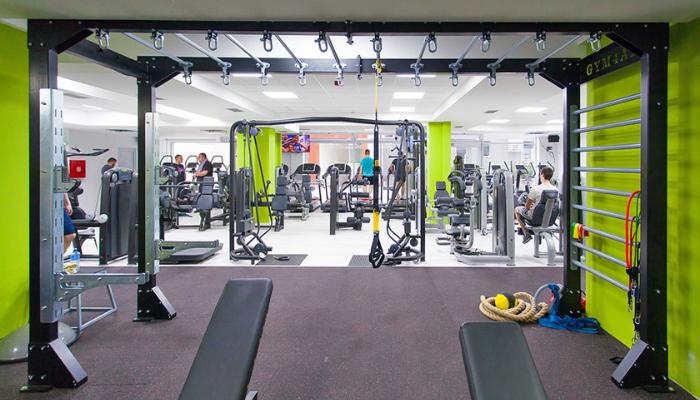 Athletic's Gym Banovo brdo