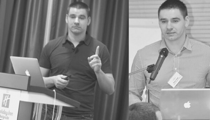 Milan Ivetić - Predavanje na fitnes kongresu
