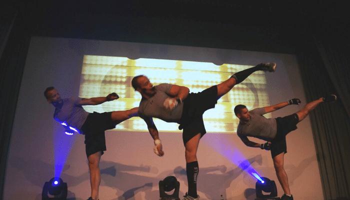 Milan Ivetić Body Combat