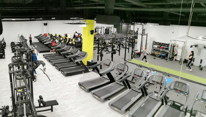 Athletic's Gym Beoshoping centar Beograd
