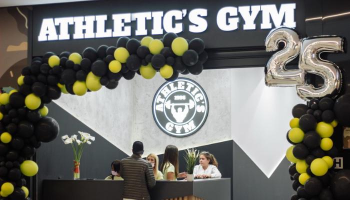 Otvaranje Athletic's Gyma u BEO Shopping Center